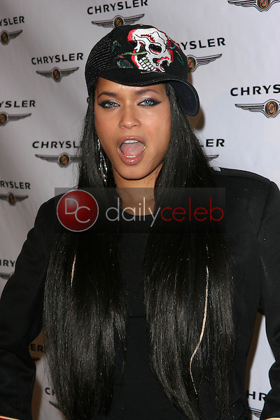 Blu Cantrell<br /> at the Up Close and Personal with The Chrysler Crossfire and 300C, Vine Street Lounge, Hollywood, CA 05-07-05<br /> Chris Wolf/DailyCeleb.com 818-249-4998