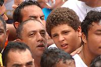 Cassim Jordy e filho.<br /> BelÈm, Par·, Brasil<br /> Foto Paulo Santos/Interfoto<br /> 12/10/2008