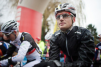 Kevin Pauwels (BEL/Sunweb-Napoleon Games) at the start<br /> <br /> Druivencross Overijse 2014