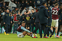 A dejected Jack Grealish of Aston Villa at the end of the game.  Aston Villa vs Manchester City, Caraboa Cup Final Football at Wembley Stadium on 1st March 2020