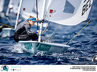The Trofeo Princesa Sofia Iberostar celebrates this year its 50th anniversary in the elite of Olympic sailing in a record edition, to be held in Majorcan waters from 29th March to 6th April, organised by Club N&agrave;utic S&rsquo;Arenal, Club Mar&iacute;timo San Antonio de la Playa, Real Club N&aacute;utico de Palma and the Balearic and Spanish federations. <br /> <br /> &copy;Pedro Martinez/SAILING ENERGY/50th Trofeo Princesa Sofia Iberostar <br /> 02 April, 2019.