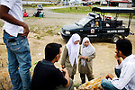 Shariah police in Banda Aceh, on Wednesday, Nov. 11, 2009.