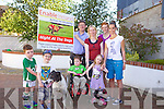 Announcing details of their upcoming night at the dogs taking place in Tralee Greyhound Stadium on July <br />Pictured were: Ruairí McMahon, Liam Moloney, Sean Scally, Jack Godley, Mikalya O'Sulivan, Amy Culloty and Sinead O'Connor. Announcing details of the Enable Ireland Kerry Services  upcoming night at the dogs taking place in Tralee Greyhound Stadium on July 27th were: Ruairí McMahon, Liam Moloney, Sean Scally, Jack Godley, Mikalya O'Sulivan, Amy Culloty and Sinead O'Connor.