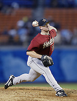 Billy Wagner of the Houston Astros pitches during a 2002 MLB season game against the Los Angeles Dodgers at Dodger Stadium, in Los Angeles, California. (Larry Goren/Four Seam Images)