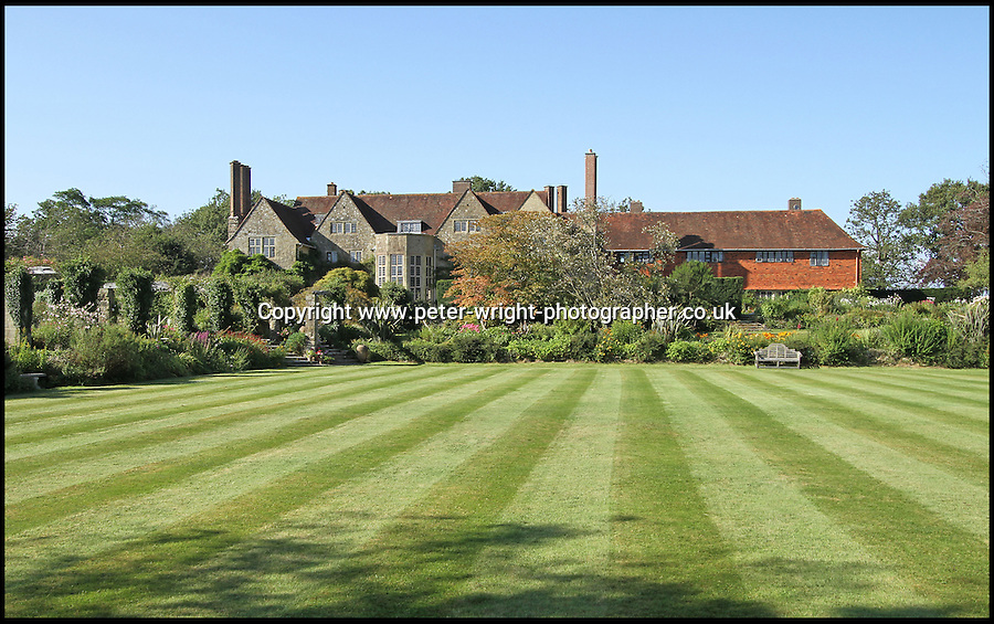 BNPS.co.uk (01202 558833)<br /> Pic:PeterWright/BNPS<br /> <br /> Yours for £5.5 million.<br /> <br /> One of the most desirable private houses in Britain has come on the market with a whopping £5.5 million asking price.<br /> <br /> The house was built by Britains greatest architect Sir Edwin Lutyens in 1902 and he considered it the best he ever built.<br /> <br /> High praise for a man who spent 50 years building many famous public and private buildings all over the Empire, including New Delhi and the WW1 Thiepval memorial in France.<br /> <br /> Built for wealthy wine importer Ernest Blackburn, Lutyens considered Little Thakeham in West Sussex the 'best of the bunch'
