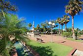 Fontaine Céleste, place des cocotiers, Nouméa