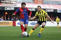 Dagenham & Redbridge vs AFC Fylde 17-11-18