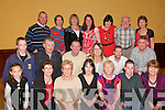50th Birthday: Shelia Costello, Tulligmore, Killorglin, 3td from right, front row, celebrating her 50th birthday with her family at the Listowel Arms Hotel on Saturday night last. Front: Megan Moloney, Lena Heaphy, Joan McDonnell,Shelia Costello,JP Costello & Patsy Mehan. Centre: Darren Moloney, Tommy Meehan, Danny Moloney, Joan Moloney, Denis Romain & Mossie Moloney. Back: Jimmy Dore, Mary Moloney, Eileen Moloney, Theresa Moloney, Margaret Cashell, Tony Buckley & Mary Moloney