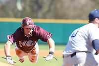 January 19, 2014<br /> <br /> College of Charleston vs. Towson University<br /> Photographer: Al Samuels