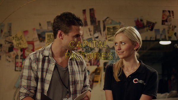 Alex Russell, Johanna Braddy<br /> in Believe Me (2014) <br /> *Filmstill - Editorial Use Only*<br /> CAP/FB<br /> Image supplied by Capital Pictures