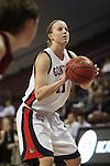 Gonzaga 0910 BasketballW vs SCU