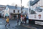 Unionist Murals Bonds Street Londonderry Northern Ireland Brexitland