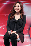 Actress Karen Fukuhara attends a talk show during the Tokyo Comic Con 2017 at Makuhari Messe International Exhibition Hall on December 1, 2017, Tokyo, Japan. This is the second year that San Diego Comic-Con International held the event in Japan. Tokyo Comic Con runs from December 1 to 3. (Photo by Rodrigo Reyes Marin/AFLO)