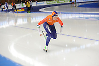 SPEEDSKATING: BERLIN: Sportforum Berlin, 27-01-2017, ISU World Cup, Sanneke de Neeling (NED), ©photo Martin de Jong