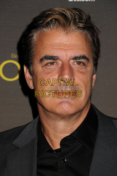Chris Noth.Entertainment Weekly's 2012 Pre-Emmy Party held at Fig & Olive, West Hollywood, California, USA..September 21st, 2012.headshot portrait grey gray black shirt  .CAP/ADM/BP.©Byron Purvis/AdMedia/Capital Pictures.