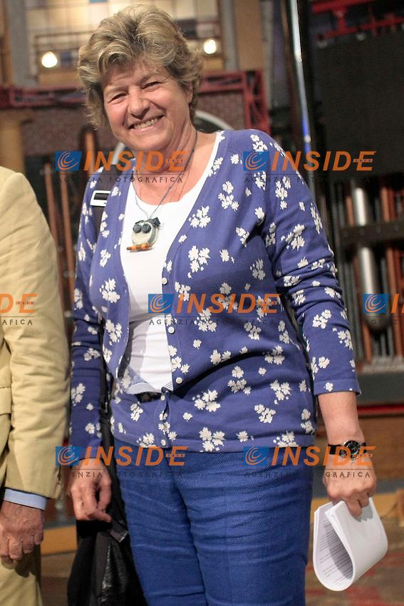 Susanna Camusso<br /> Roma 03-06-2014 Conferenza stampa dei Sindacati Confederali sul Dl. 66/2014, le misure sulla Rai - rischi per il servizio pubblico radiotelevisivo - le iniziative del sindacato.<br /> Photo Samantha Zucchi Insidefoto