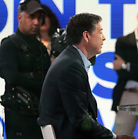 James Comey At Good Morning America