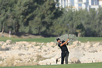 Christiaan Bezuidenhout (RSA) in action during the final round of the Commercial Bank Qatar Masters, Doha Golf Club, Doha, Qatar. 10/03/2019<br /> Picture: Golffile | Phil Inglis<br /> <br /> <br /> All photo usage must carry mandatory copyright credit (&copy; Golffile | Phil Inglis)