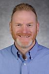 Scott Gabbert, Senior Academic Advisor, School For New Learning, DePaul University, is pictured Feb. 19, 2019. (DePaul University/Jeff Carrion)