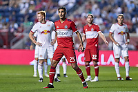 Chicago Fire vs New York Red Bulls, August 11, 2018