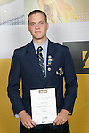Boys Rowing winner Geoff Cornell. ASB College Sport Young Sportperson of the Year Awards 2007 held at Eden Park on November 15th, 2007.