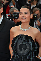 "CANNES, FRANCE. May 17, 2019: Virginie Ledoyen at the gala premiere for ""Pain and Glory"" at the Festival de Cannes.<br /> Picture: Paul Smith / Featureflash"