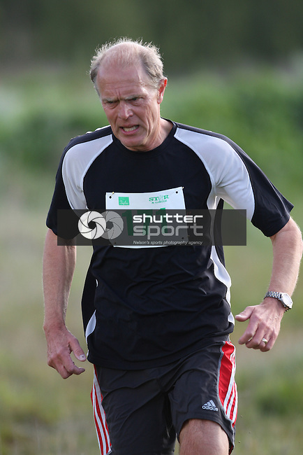 South Island Masters Games Cross Country Run/Walk Tuesday 18/10/11.Evan Barnes / Shuttersport