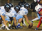 Lawndale, CA 10/14/16 - Austin Thrush (North Torrance #57) in action during the North Torrance vs Leuzinger CIF League football game.