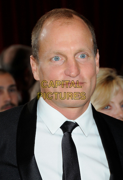 WOODY HARRELSON.82nd Annual Academy Awards held at the Kodak Theatre, Hollywood, California, USA. .March 7th, 2010 .oscars headshot portrait black white .CAP/ADM/BP.©Byron Purvis/AdMedia/Capital Pictures.