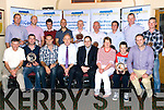 The Kerry Holstein Friesian Breeders Club 2013 Spring Category Winners in association with Dairymaster. Front; Liam Leen (Dairymaster), Robert Costello, William Horgan, Phillip Kinane (Judge), Edmond Harty (Dairymaster), Anne Maria Cotter, James King, Noel Scanlon (Dairymaster) Back; Richard Langford, Ross O'Neill, Sean Begley,Seamus Curran, Denis Culloty, John Mason, Billy Dee, John King and Donal O'Connell.