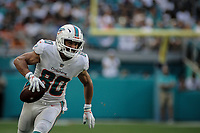 MIAMI, FL, 21.10.2018 – DOLPHINS-LIONS – Jogador Amendola do Miami, durante partida válida pela sétima semana da temporada regular da NFL, no Hard Rock Stadium, na tarde deste domingo (21).  (Foto: Jayson Braga / Brazil Photo Press)