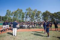 Baseball - MLB Academy - Tirrenia (Italy) - 19/08/2009 - Players (2009 European Academy)