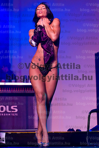 Erotic exhibition held in Syma Centre. Budapest, Hungary. 26. September 2009. ATTILA VOLGYI