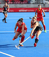 Rose Kedddell. Pro League Hockey, Vantage Blacksticks Women v China. Nga Puna Wai Hockey Stadium, Christchurch, New Zealand. Sunday 17th February 2019. Photo: Simon Watts/Hockey NZ