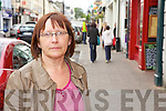 Evelyn Griffin, Glenbeigh..Shopping is made easy in Killarney with all the shops close together and the town is easy to get around.
