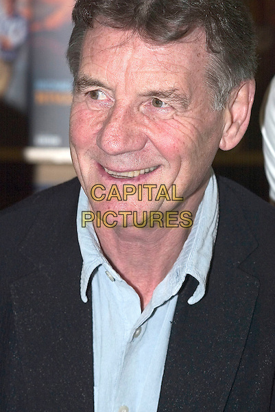 MICHAEL PALIN.at Ottakers Book Store The Spindles Shopping Centre Oldham where he was signing his book on the Himalayas, October 20th 2004..portrait headshot.Ref: AT.www.capitalpictures.com.sales@capitalpictures.com.©Alan Towse/Capital Pictures .