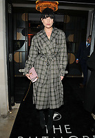 LONDON, ENGLAND - NOVEMBER 26: Daisy Lowe at the Biltmore Hotel launch party, The Biltmore, Grosvenor Square on Tuesday 26 November 2019 in London, England, UK. <br /> CAP/CAN<br /> ©CAN/Capital Pictures