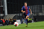 Spanish Women's Football League Iberdrola 2017/18 - Game: 9.<br /> FC Barcelona vs Madrid CFF: 7-0.<br /> Marta Torrejon.