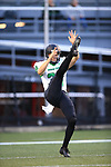 Birmingham AL, OCTOBER 20: University North Texas Mean Green Football v. University Alabama Birmingham at Legion Field in Birmingham October 20, 2018 in Birmingham Alabama. Photo: Rick Yeatts