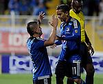 Patriotas dejó escapar la chance de escalar en la tabla tras caer en el estadio Metropolitano de Techo de Bogotá, 2-3 ante Millonarios, en juego aplazado de la fecha 2 del Clausura Colombiano.