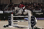 CSIO Barcelona 2018.<br /> Longines-Jumping Nations Cup-Barcelona 2018.<br /> Kara Chad.