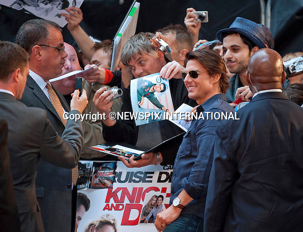 """TOM CRUISE.Attends the UK premiere of Knight and Day, London_England_22/07/2010..Mandatory Photo Credit: ©Dias/Newspix International..**ALL FEES PAYABLE TO: """"NEWSPIX INTERNATIONAL""""**..PHOTO CREDIT MANDATORY!!: NEWSPIX INTERNATIONAL(Failure to credit will incur a surcharge of 100% of reproduction fees)..IMMEDIATE CONFIRMATION OF USAGE REQUIRED:.Newspix International, 31 Chinnery Hill, Bishop's Stortford, ENGLAND CM23 3PS.Tel:+441279 324672  ; Fax: +441279656877.Mobile:  0777568 1153.e-mail: info@newspixinternational.co.uk"""