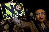2012 Anti-Nuclear Friday Protests