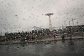 Brooklyn, New York<br /> April 25, 2010<br /> <br /> A rainy day at Coney Island.