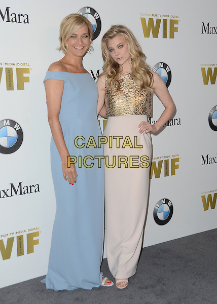 15 June 2016 - Beverly Hills. Nicola Maramotti, Natalie Dormer. Arrivals for Women In Film 2016 Crystal + Lucy Awards Presented By Max Mara And BMW held at The Beverly Hilton Hotel. <br /> CAP/ADM/BT<br /> &copy;BT/ADM/Capital Pictures