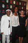 Spike Lee, Laila Ali and Debra Lee  Attend New York City Red Carpet Premiere of the new Spike Lee Joint RED HOOK SUMMER, NY 8/6/12