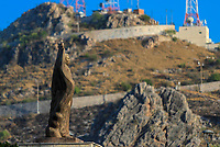 Estatua Benito Juarez