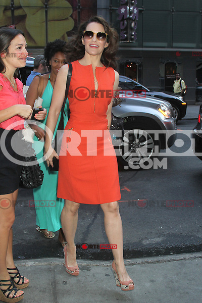 NEW YORK, NY - July 17, 2012: Kristin Davis at Good Morning America studios in New York City. &copy; RW/MediaPunch Inc. *NORTEPHOTO*<br />