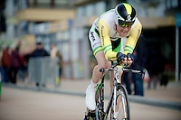 3 Days of De Panne.stage 3b: closing TT..Luke Durbridge..
