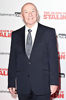 Adrian McLoughlin at the premiere of &quot;The Death of Stalin&quot; at the Curzon Chelsea, London, UK. <br /> 17 October  2017<br /> Picture: Steve Vas/Featureflash/SilverHub 0208 004 5359 sales@silverhubmedia.com